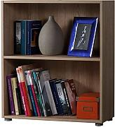 Composad LB2830K50105 - living room bookcases (Natural wood, Black)