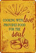 Cooking With Love provides Food for the Soul Retro