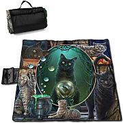 Coperta da Picnic Rise of The Witches Gatti nello