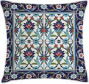 Copricuscini e federe Turkish Pattern Throw Pillow