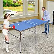 Costway Tavolo da Ping Pong professionale