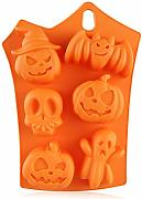 Creative Happy Halloween - Stampo in silicone a