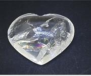 Mineral Import Geode di quarzo aperto piccolo