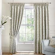 "Curtina, Duck Egg, Curtains: 90"" Width x"