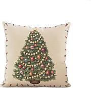 Cuscino Arredo Natale Christmas Tree N596