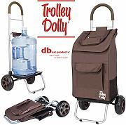 dbest products Carrello Dolly, Marrone Shopping