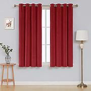 Deconovo Velvet Curtains for livingroom Tende,