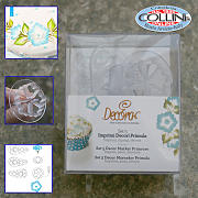 Decora - Painting cake - Set 5 Imprimi Decori