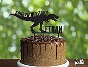 Dinosaur Theme, torte di compleanno, torte, party