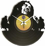 Disc'O'Clock Orologio in Vinile Bob