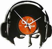 Disc'O'Clock Orologio in Vinile Djane @