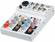 DJ Mixer Interfaccia mixer con scheda audio