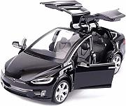 DNSJB 01:32 Tesla Model X90 modellino Auto in