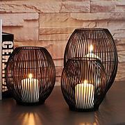 D DOLITY Candela Senza Fiamma Ad Energia Solare A Led A Lume Di Candela LED