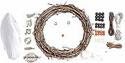 Dream Catcher, Dreamcatcher Rattan Crochet Hanging