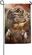 Dream Catcher Owl Spirit Dreamcatcher Decorativo