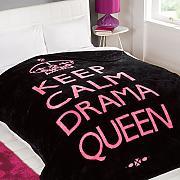 5d3889a06e Dreamscene Drama Queen, Colore Nero, King, ...