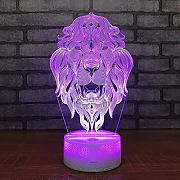 Dtcrzjxh Vendita Calda 3D Night Light Creativo Led