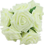 Dylandy wedding bouquet per sposa rose artificiali