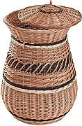 E di wicker24 546 – 47/65 Cesto per
