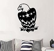 Eagle Home Decor Wall Stickers Per Camerette Per