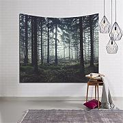 Eazyhurry Jungle Tapestry Wall Hanging arazzi