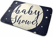 ECNM56B Whimsical Moon Stars Baby Shower Ingresso