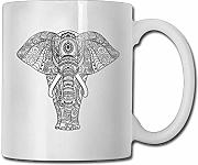Elephant Beautifl Special Coffee/Tea Mug.Birthday