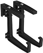 elho Green Basics Universal Balcony Brackets - Living Black
