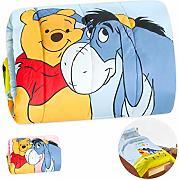 2 Anni vivi casa Accappatoio con Cappuccio Disney Baby Winnie The Pooh Taglia 2 Anni 4 Anni