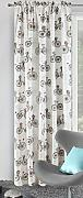 Eurofirany ZAS/Rower Curtains, Poliestere, Beige,