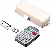 F Fityle Keyless Coded Keypad Password File