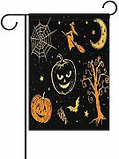 Family Flags,Decorazioni Personalizzate Halloween