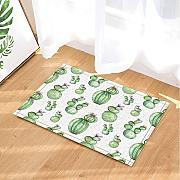 fdswdfg221 Acquerello Cactus Flower Artwork Tenda