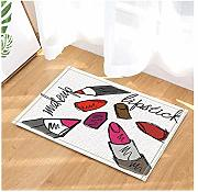 FEIYANG Make Up Decor Cartoon Rossetto per tappeti