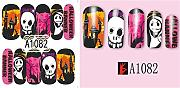 Festivo Halloween Nail Art Decorazioni Nail