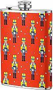 Biggystar Schiaccianoci Soldato in Legno Puppet Decoration Decorazione Natalizia Regalo di Capodanno