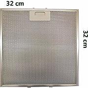 Grasso UNIVERSALE Filtro Cappa Tappeto metallo 570x470mm