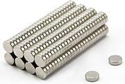 First4magnets F 671-200 diametro 10 mm x 3 mm, con