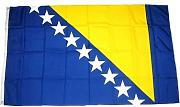 Flaggenking Bandiera King Bosnia Erzegovina