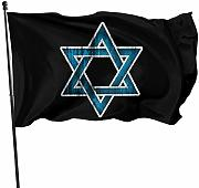 FLDONG Stella di David Israele Judaism The Flag