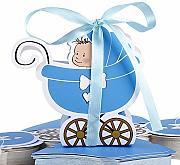 Scatoline portaconfetti 24 pz winnie the pooh ideali per bomboniere nascita battesimo