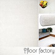 floor factory Tappeto moderno Colors bianco