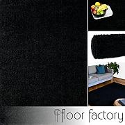 floor factory Tappeto moderno Colors nero