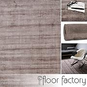 floor factory Tappeto Moderno Lounge marrone