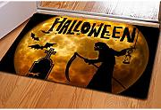 FOR U DESIGNS Funny Halloween decorazioni zerbino