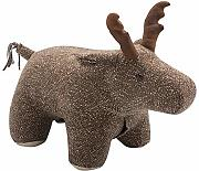 Funlea Deer Animal Soft Sofa Sgabello Ottoman Cute
