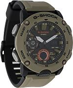 G-Shock - Orologio Carbon Core Guard - uomo - PVC