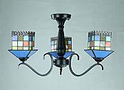 Plafoniere Stile Tiffany : Stai cercando lampade tiffany art lampadario lionshome