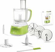 Genius A80890 Feelvita Food Processor | 12 Pezzi |
